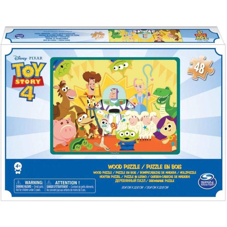 Toy Story ROMPECABEZA DE MADERA PACK X 1-48PZAS Varios 3-D Puzzles