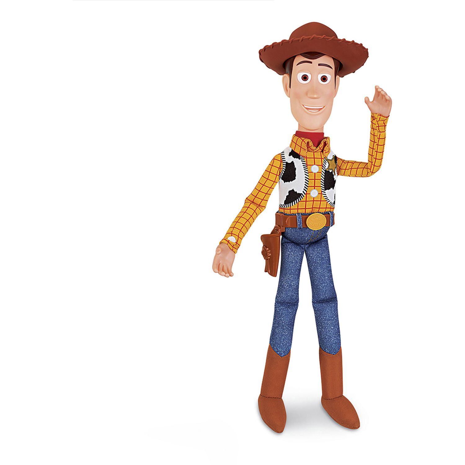 Toy Story Woody Talking Action Figure 16
