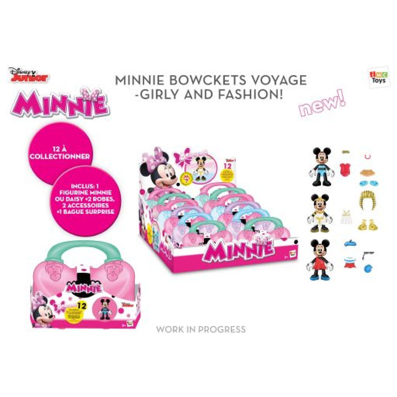 Minnie PLAYSET MINNIE INCLUYE ACCESORIOS Varios Adornos