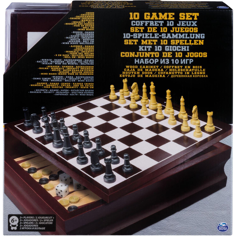 CARDINAL SET POR 10 JUEGOS CARDINAL Varios Juegos de mesa