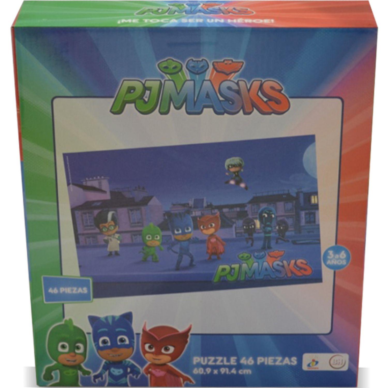 PJ MASK Rompecabeza Lenticular 3d Varios 3-D Puzzles