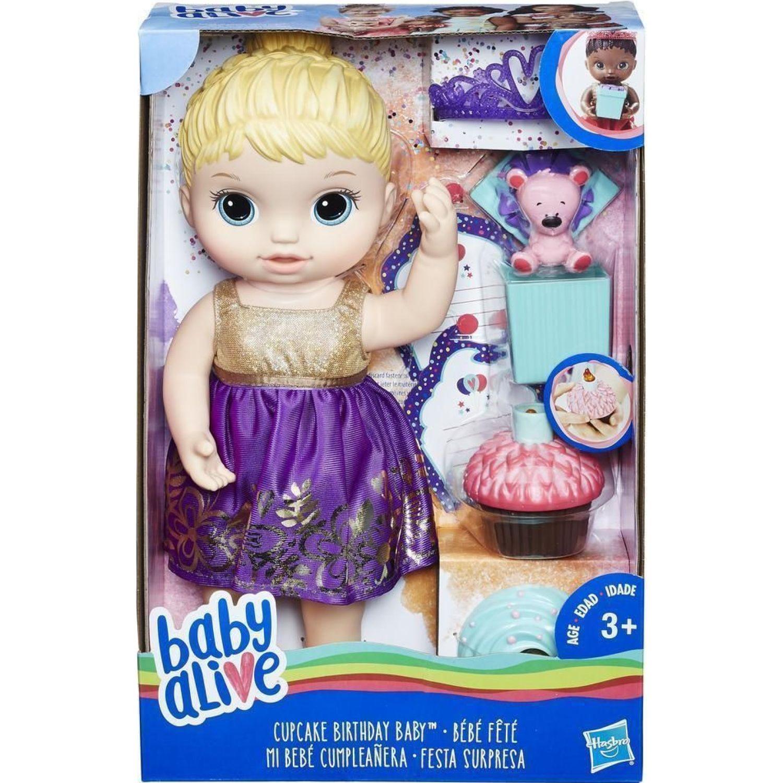 BABY ALIVE ba cupcake birthday Varios muñecas