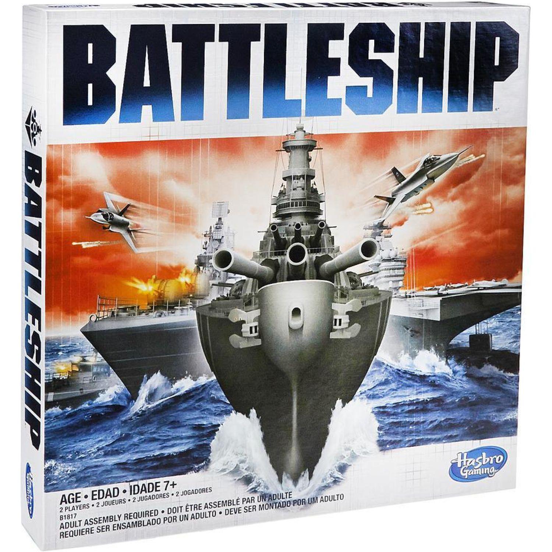 GAMING-HASBRO BATTLESHIP Varios Juegos de mesa