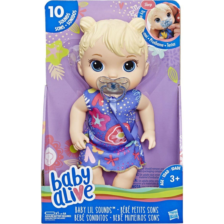 BABY ALIVE ba cry baby bl Varios