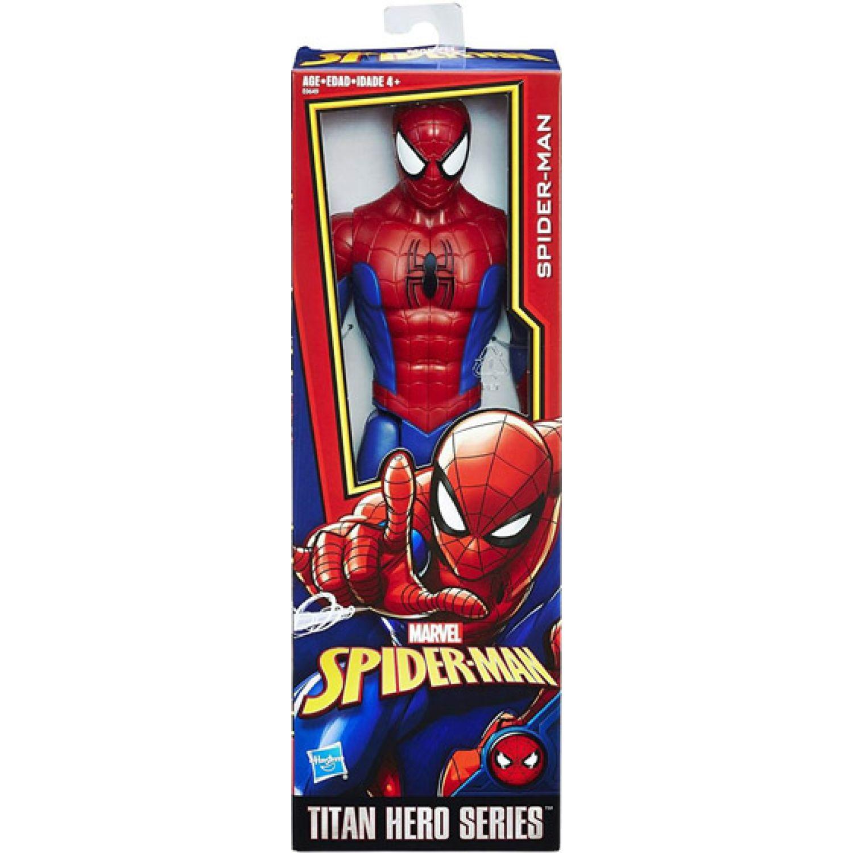 SPIDER-MAN Spiderman Figura Titan Hero Varios Figuras de acción