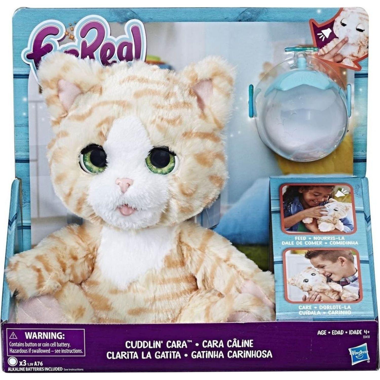 FURREAL frr feed and care kitty Varios Animales de peluche y los osos de peluche