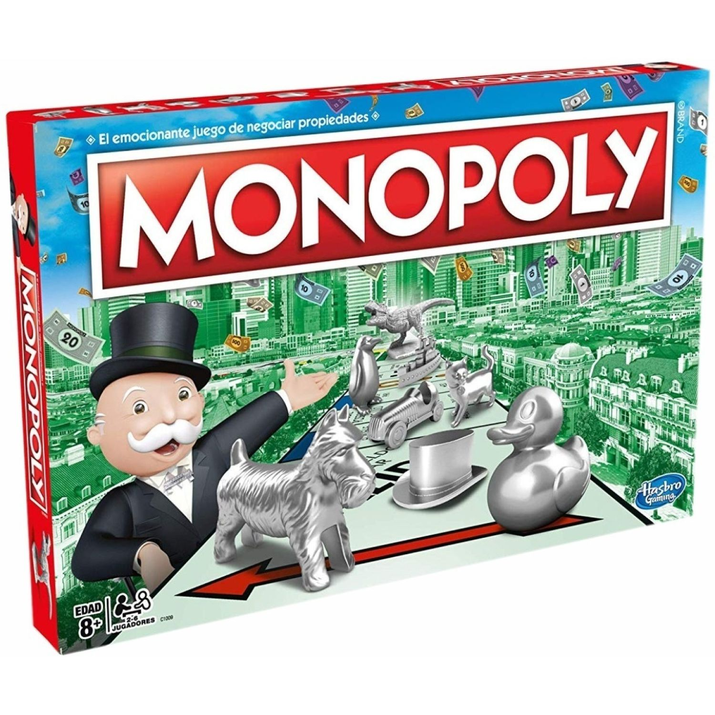 MONOPOLY Monopoly Clasico Varios Juegos de mesa