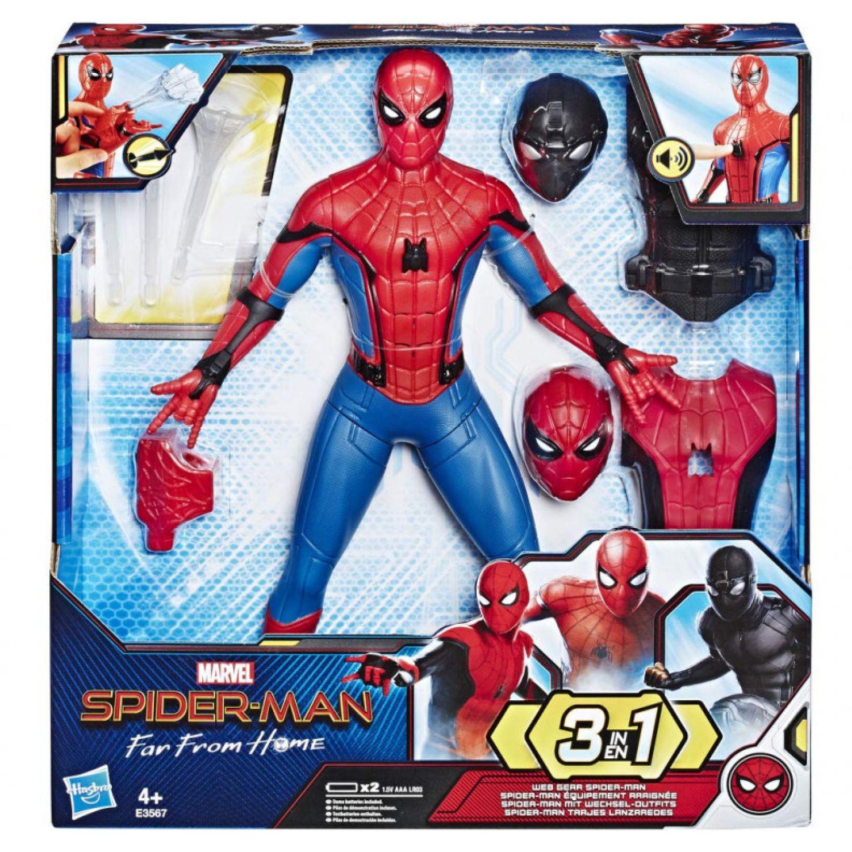 SPIDER-MAN spd movie figura deluxe Varios Figuras de acción