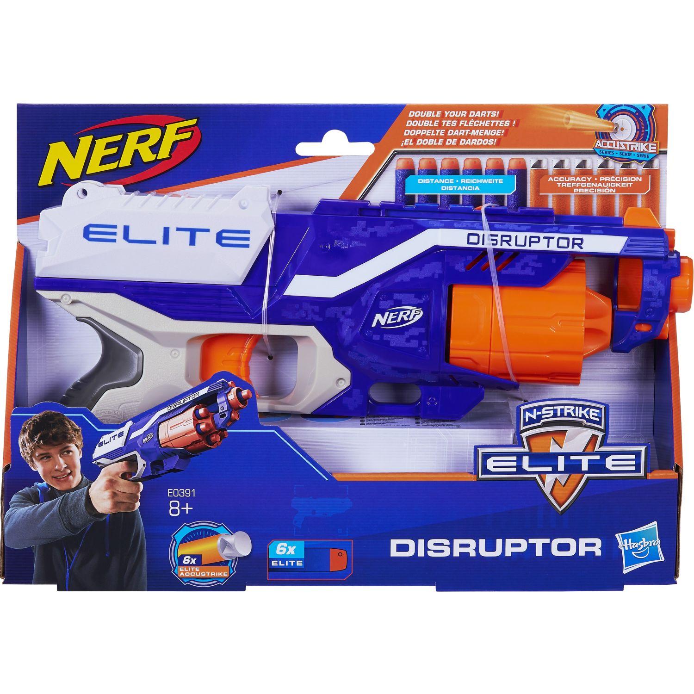 NERF Ner Accustrike Disruptor Varios Pistolas de agua