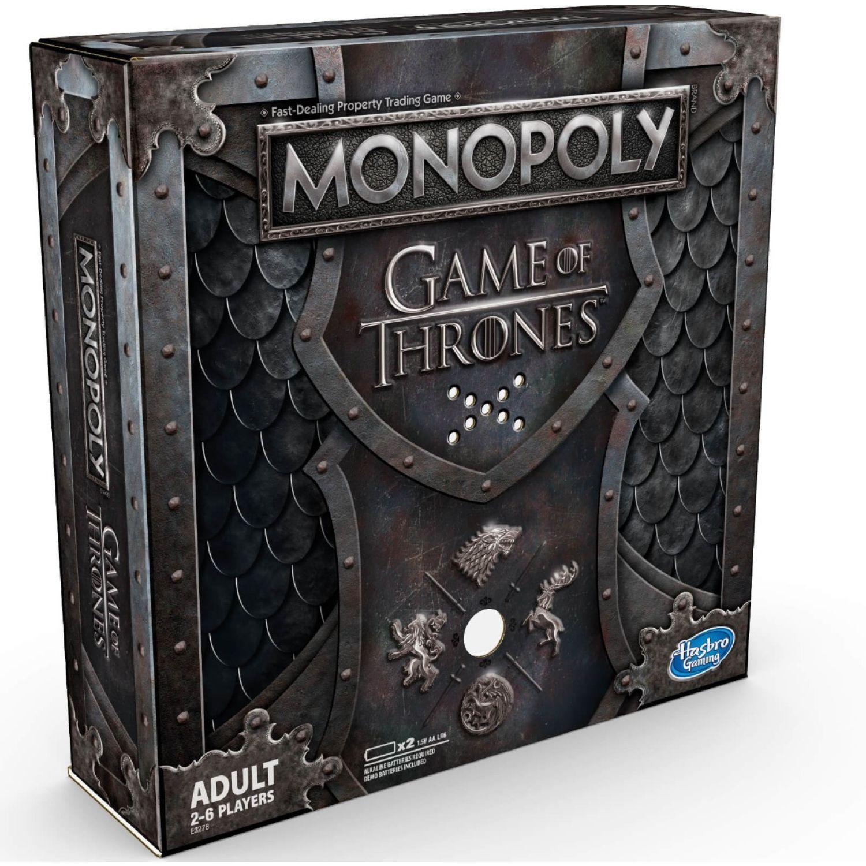MONOPOLY mon game of thrones Varios Juegos de mesa