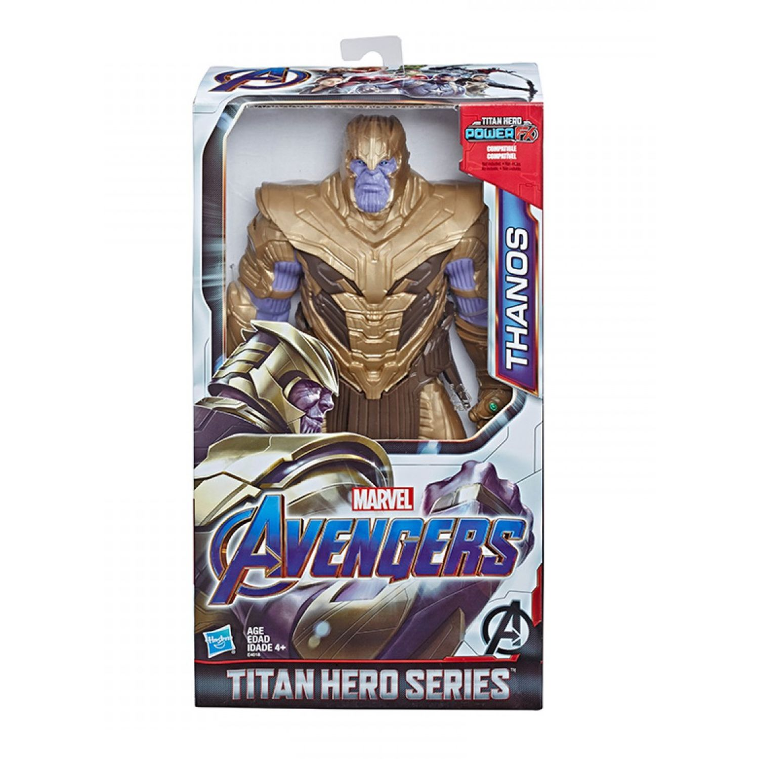 Avengers avengers th dlx villain warrior thanos Varios Figuras de acción