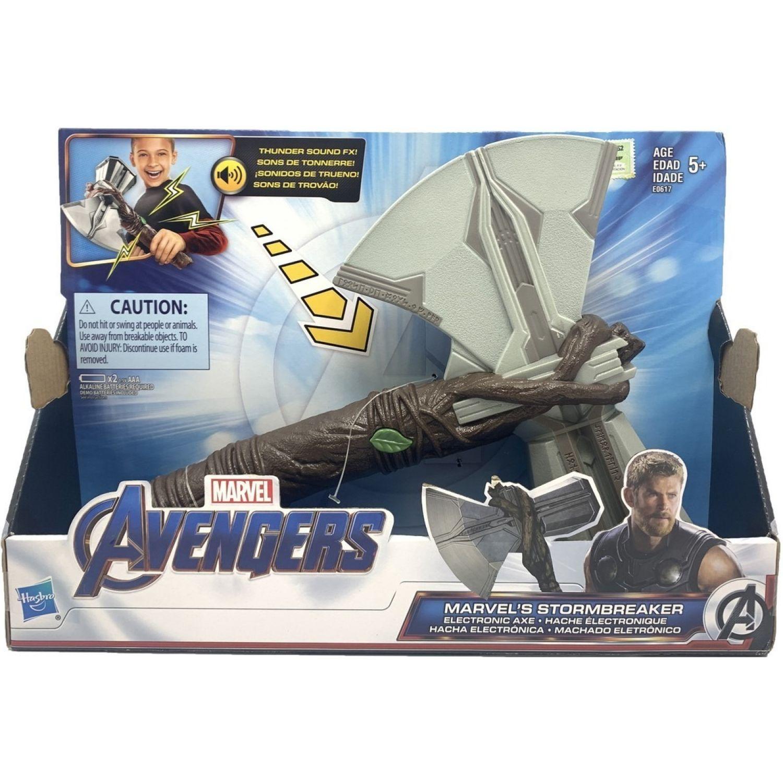 Avengers avengers hacha electrónica Varios máscaras