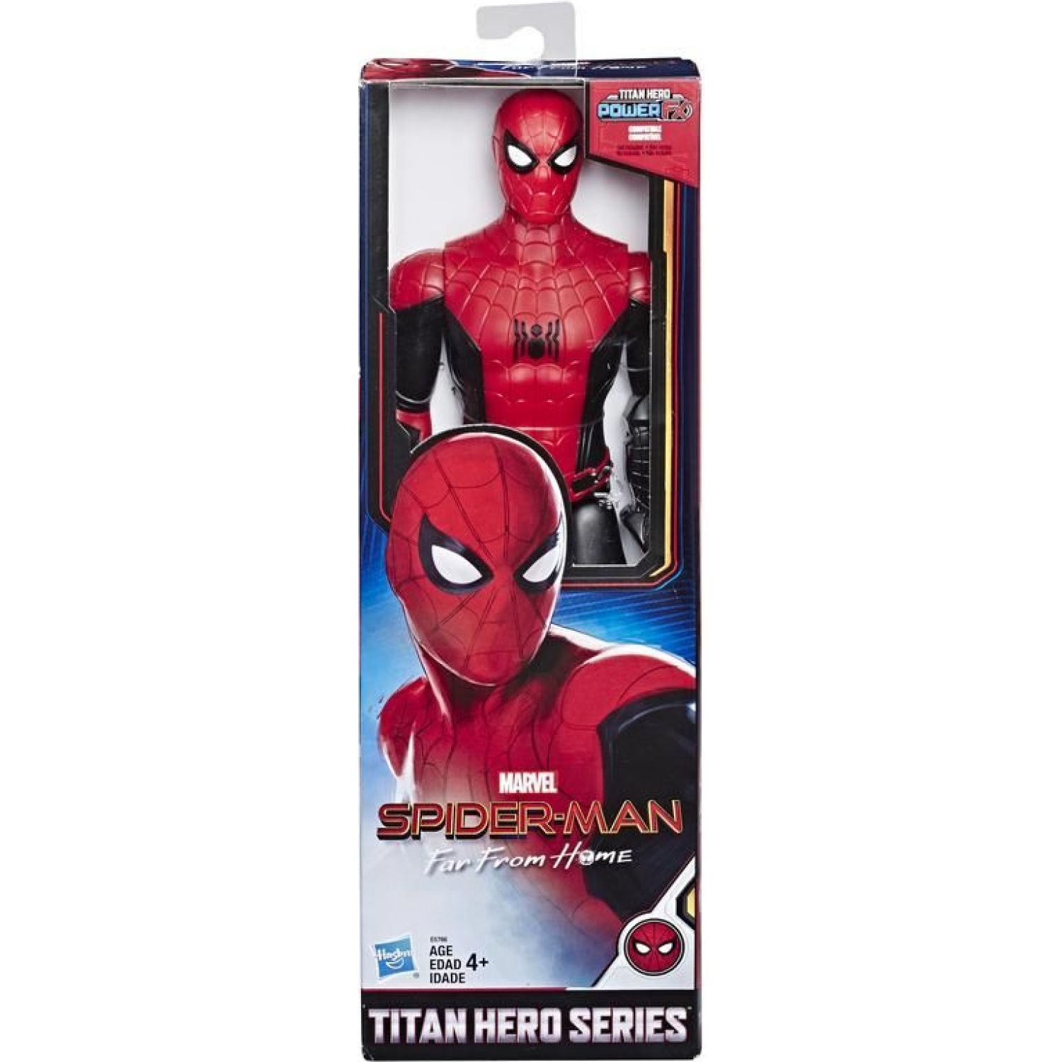 SPIDER-MAN spd movie titan hero chandler 3 Varios Figuras de acción