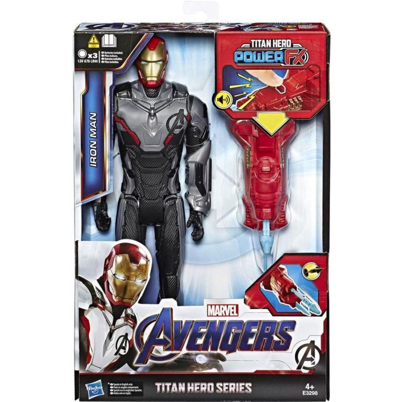 Avengers Avengers Th Power Fx 2.0 Hero Im Varios Figuras de Acción