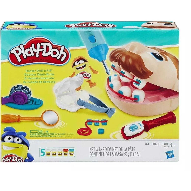 PLAY-DOH Pd Dentista Bromista Varios Modelado y Escultura
