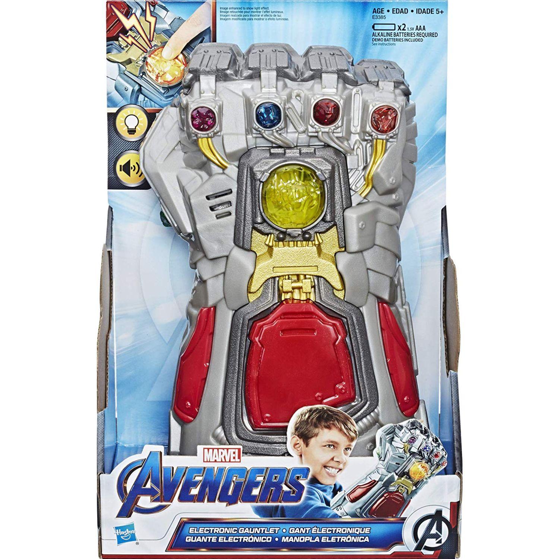 Avengers avn electronic gauntlet Varios máscaras
