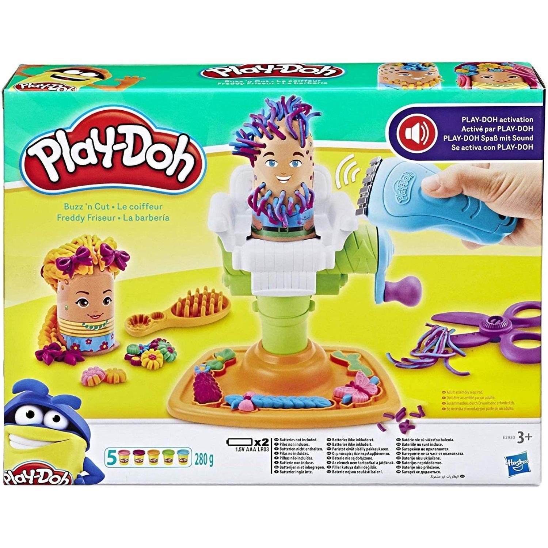 PLAY-DOH Pd Divertida Peluquerìa Varios Modelado y Escultura