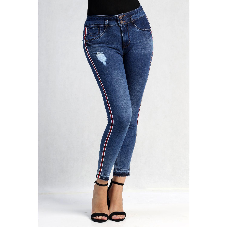 FORDAN JEANS pantalon jean 574 DIRTY BLUE Jeans