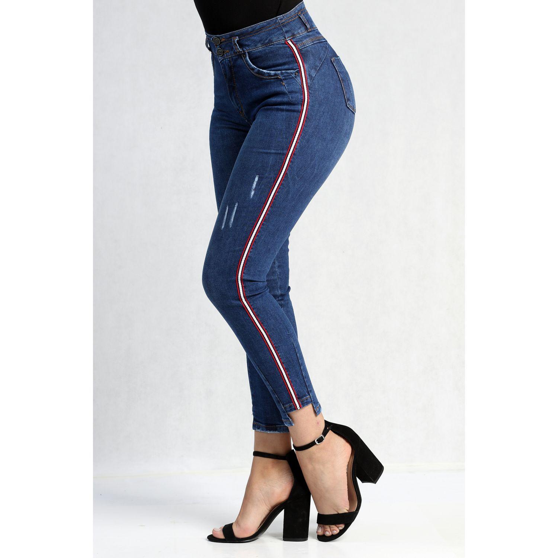 FORDAN JEANS pantalon jean 564 STONE WASH Jeans
