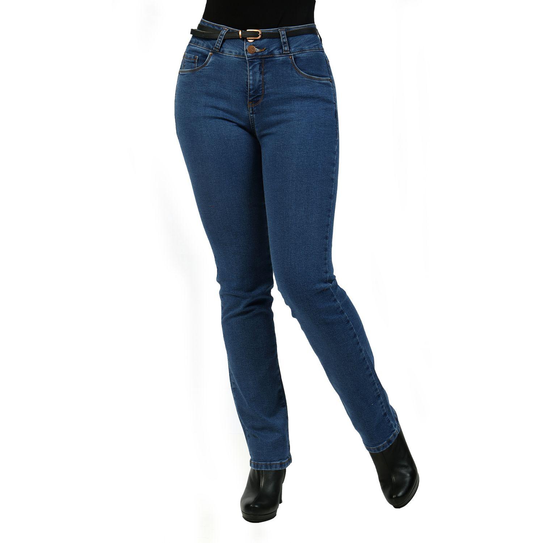 FORDAN JEANS pantalon jean 628 USED BLUE Jeans