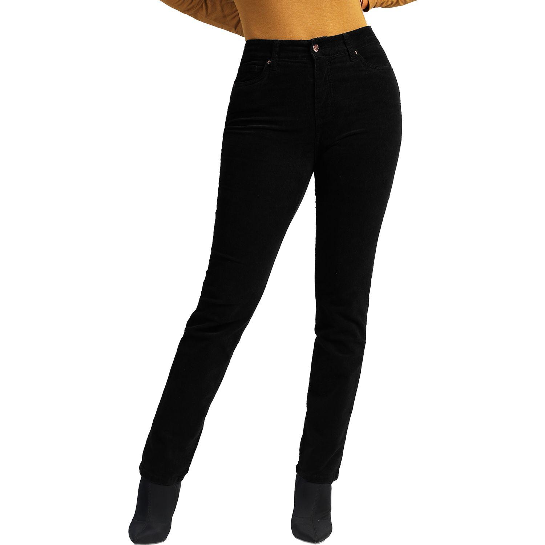 FORDAN JEANS pantalon corduroy 622 Negro Casual