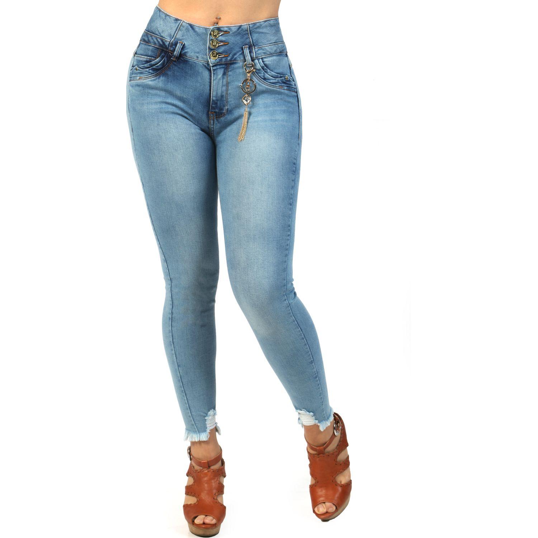 FORDAN JEANS pantalon jean 623 MID BLUE Jeans