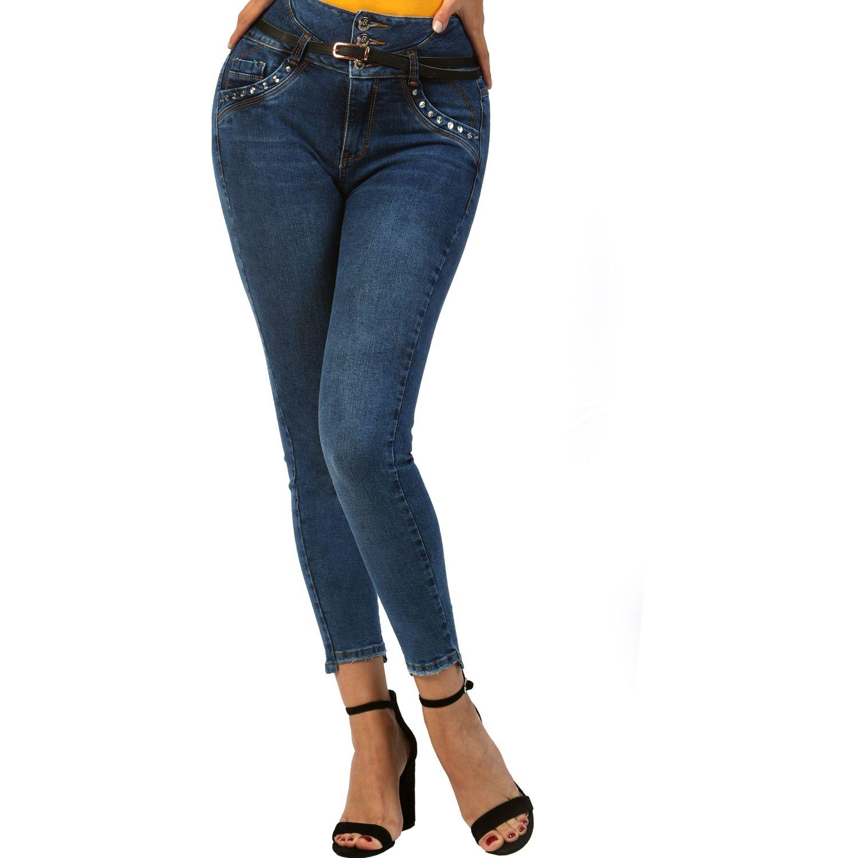 FORDAN JEANS pantalon jean 624 INDIGO BLUE Jeans