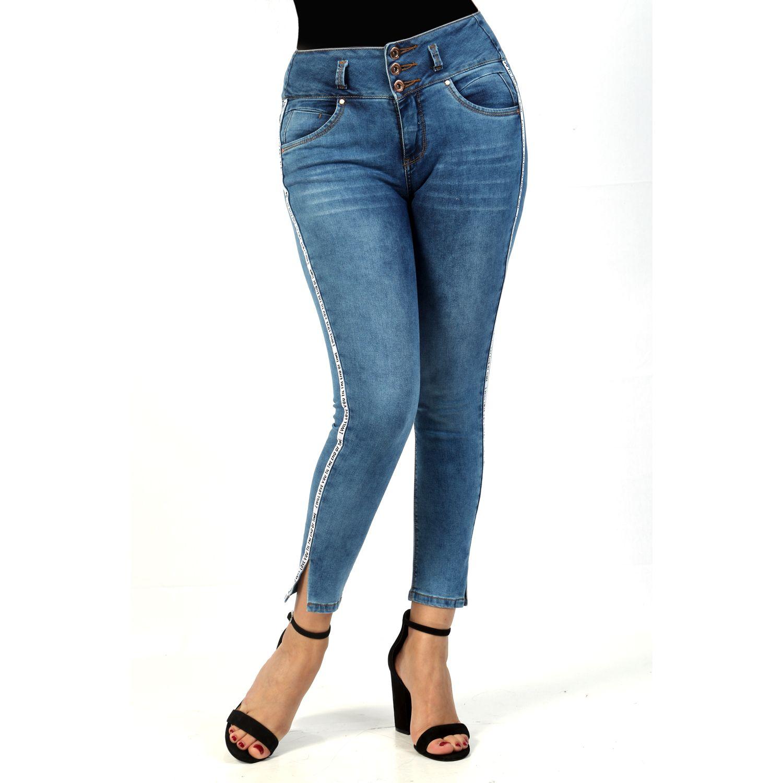 FORDAN JEANS pantalon jean 565 USED BLUE Jeans