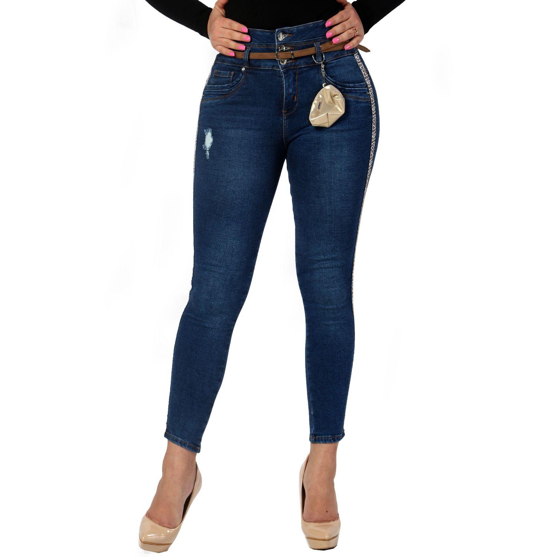FORDAN JEANS pantalon jean 633 INDIGO BLUE Jeans