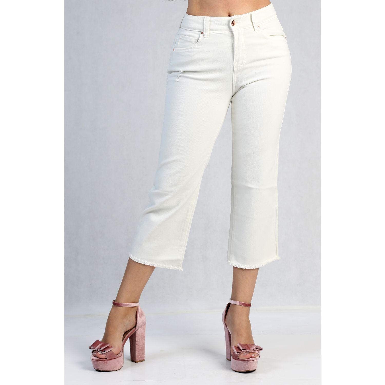 FORDAN JEANS pantalon 641 Hueso Casual