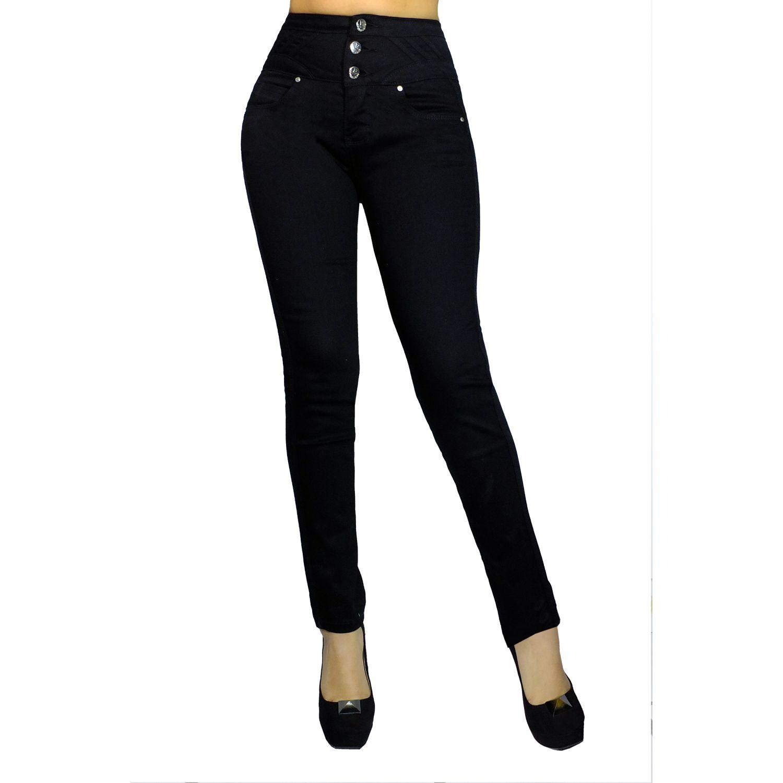FORDAN JEANS Pantalon Jean 752 Negro Jeans