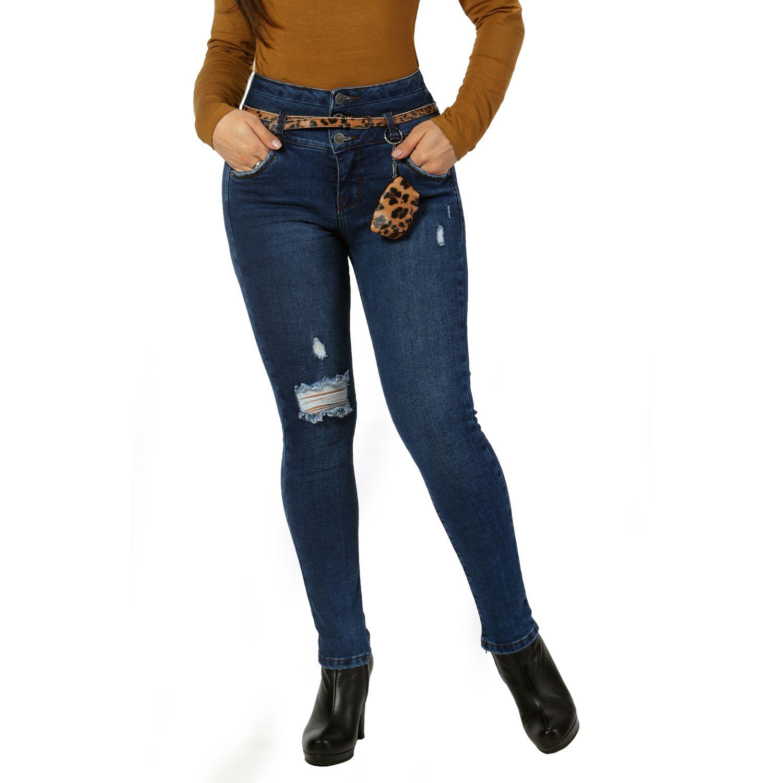 FORDAN JEANS pantalon jean 678 STONE BLUE Jeans