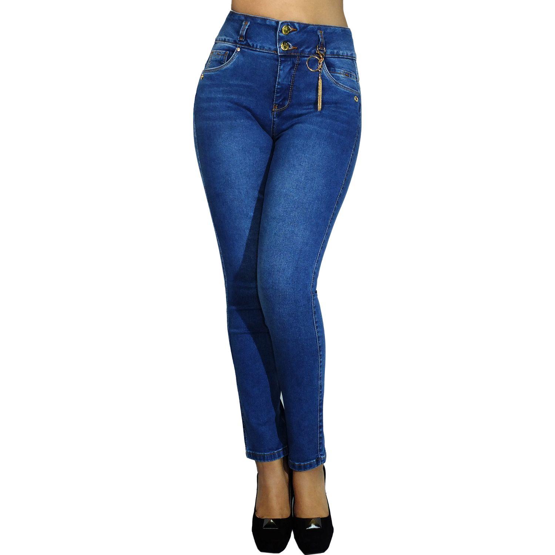 FORDAN JEANS pantalon jean 746 INDIGO BLUE Jeans