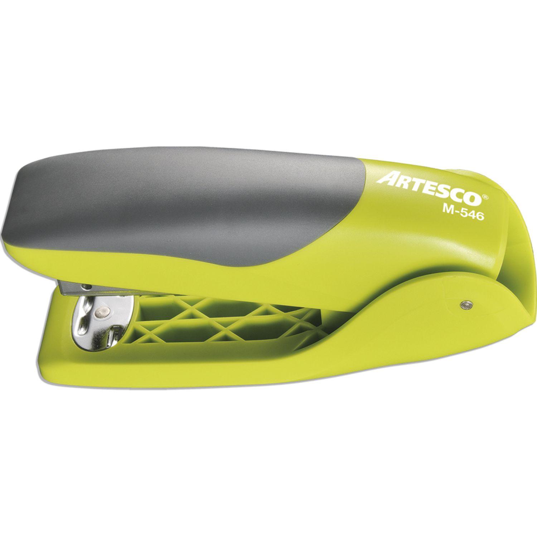 Artesco Engrapador Colors M-546 Verde Verde Grapadoras de sobremesa