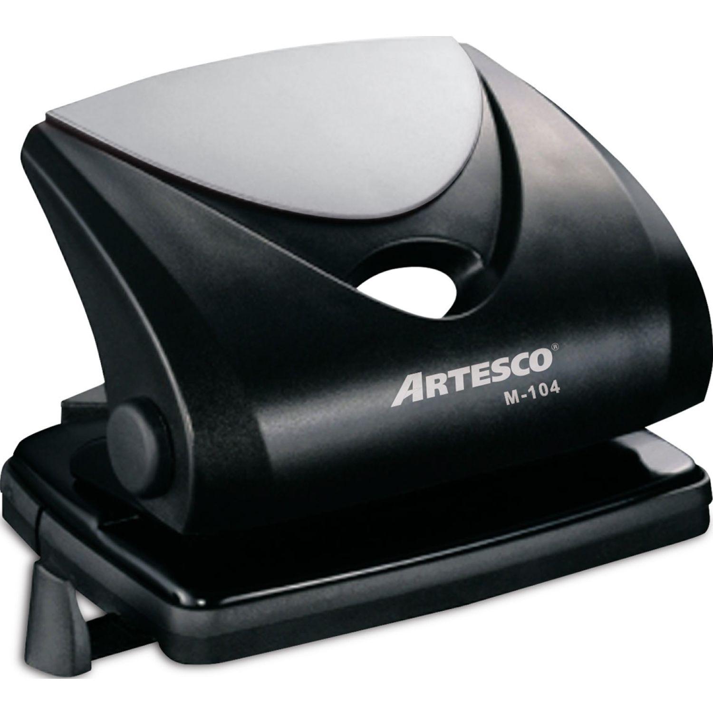 Artesco Perforador Deluxe Mod, 104 Negro Perforadoras