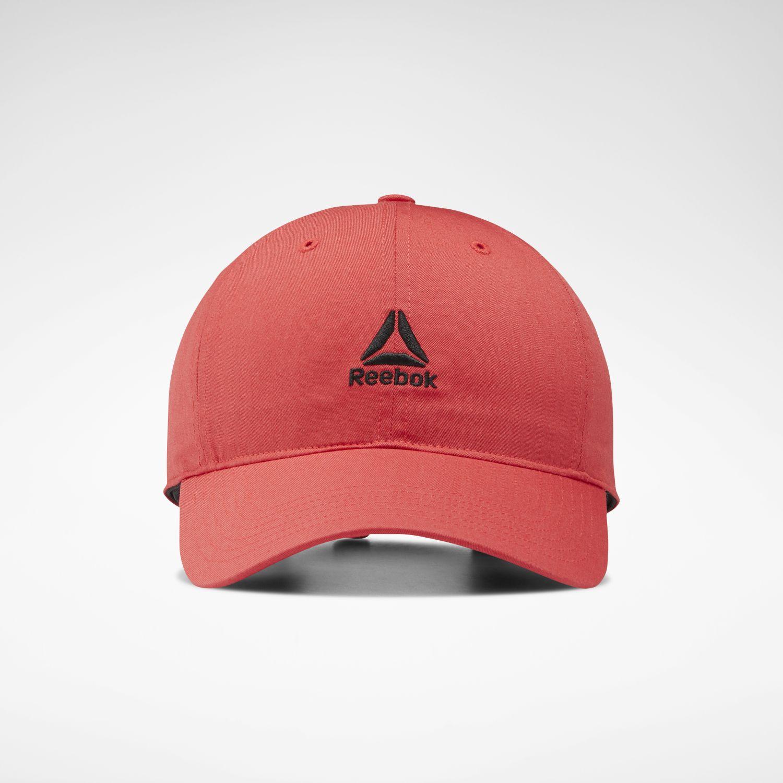 Reebok act fnd logo cap Rojo Gorros de Baseball