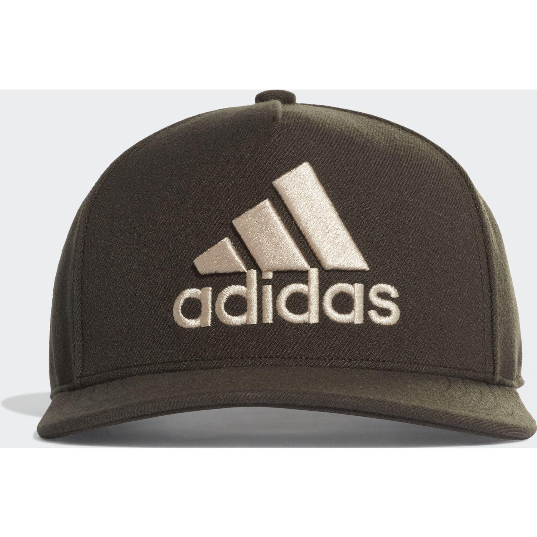 Adidas h90 logo cap Plomo Gorros de Baseball