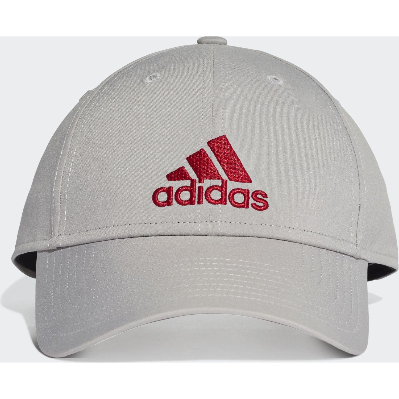 Adidas 6pcap ltwgt emb Blanco Gorros de Baseball