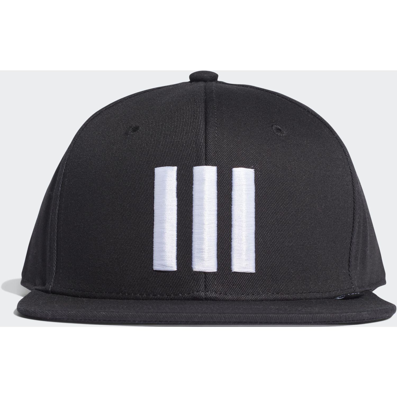 Adidas snapback 3s Negro Gorros de Baseball