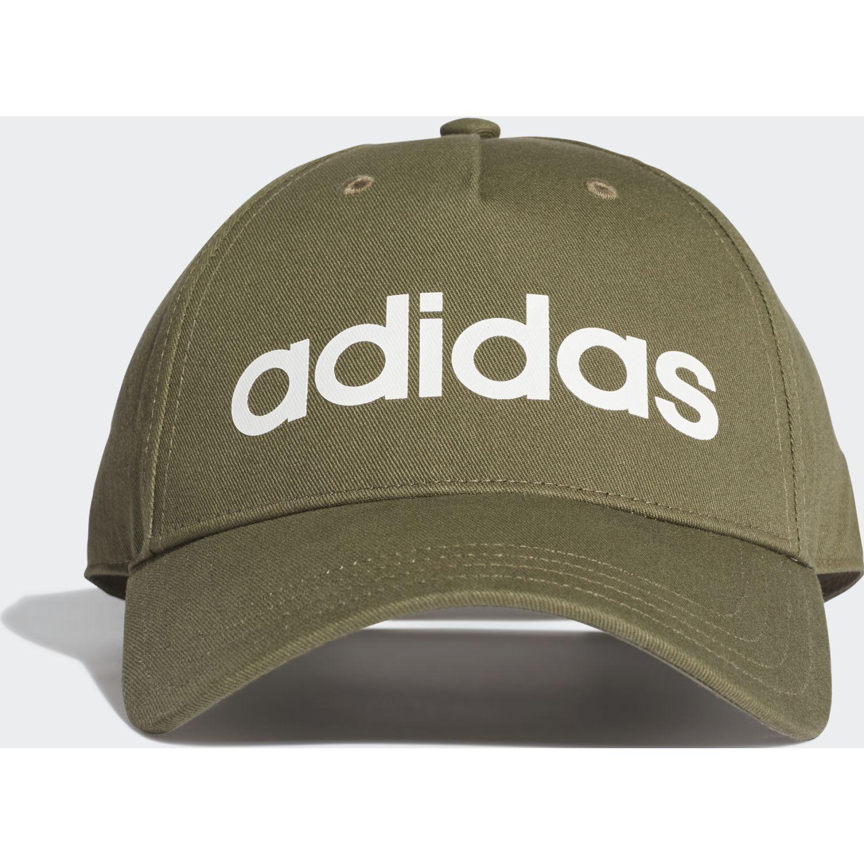 Adidas daily cap Verde Gorros de Baseball