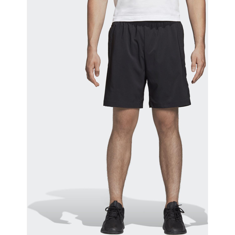 Adidas e lin chelsea Negro / blanco Shorts Deportivos