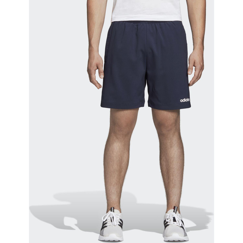 Adidas E 3S CHELSEA Navy / Blanco Shorts Deportivos