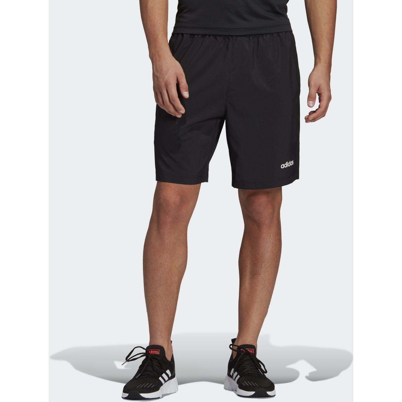 Adidas d2m cool sho wv Negro Shorts Deportivos