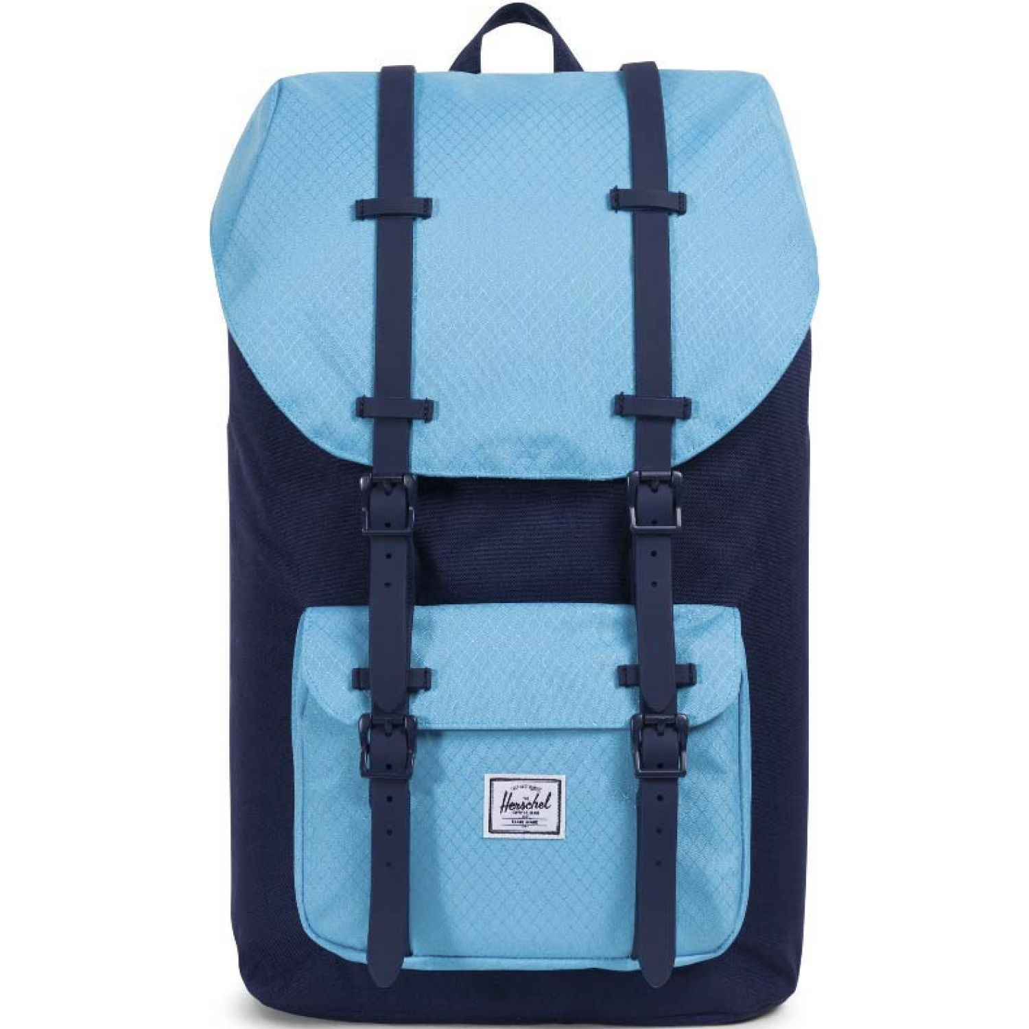 HERSCHEL backpack little america Celeste / azul Mochilas