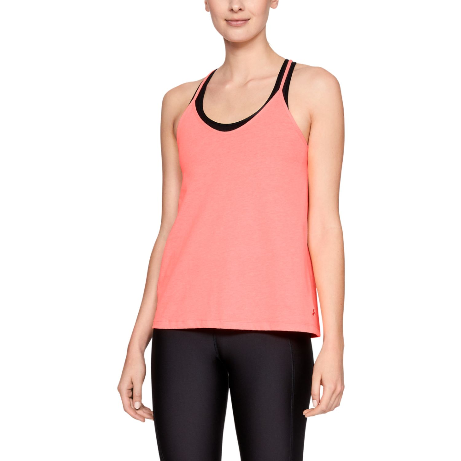 Under Armour solid fashion tank-mis Melón Tank Tops