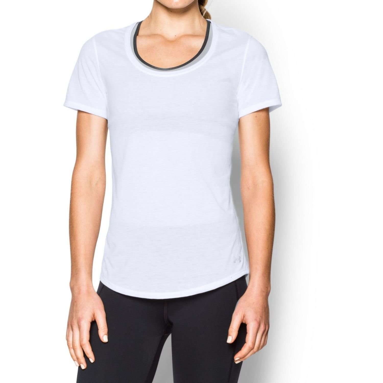 Deportivo de Mujer Under Armour Blanco charged nls ss