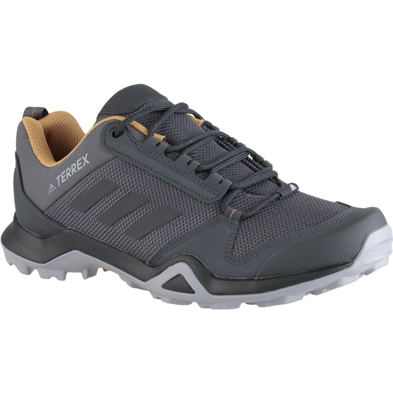 Adidas TERREX AX3 Negro / dorado Calzado hiking