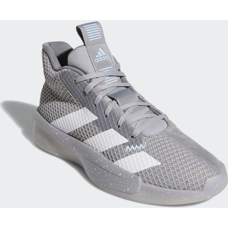 Adidas Pro Next 2019 Gris / celeste Hombres