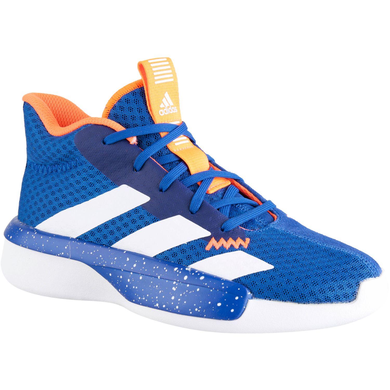 Adidas pro next 2019 k Azulino / naranja Muchachos
