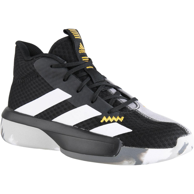 Adidas pro next 2019 k NEGRO / GRIS Muchachos